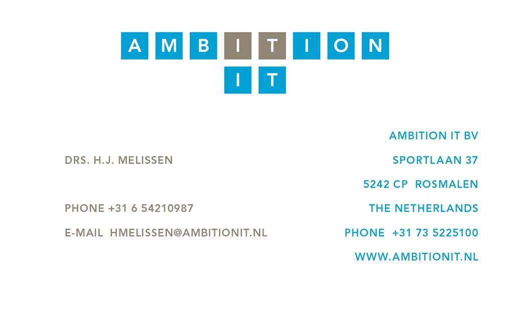 Ambition IT