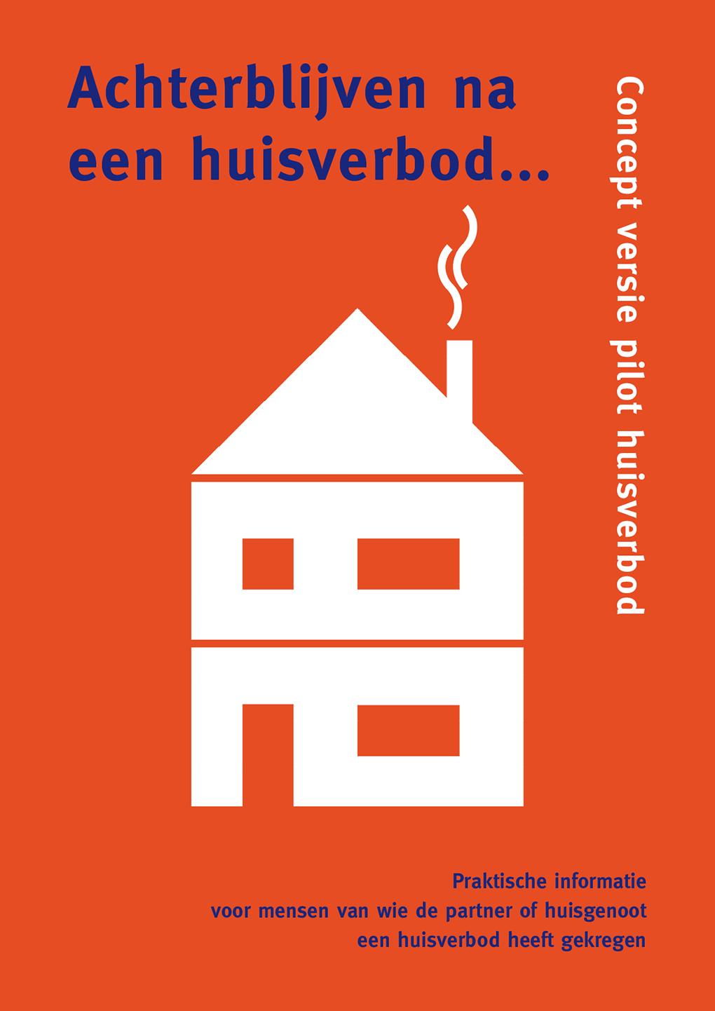 Brochure huiselijk geweld