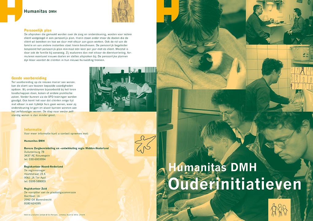 Folder Humanitas