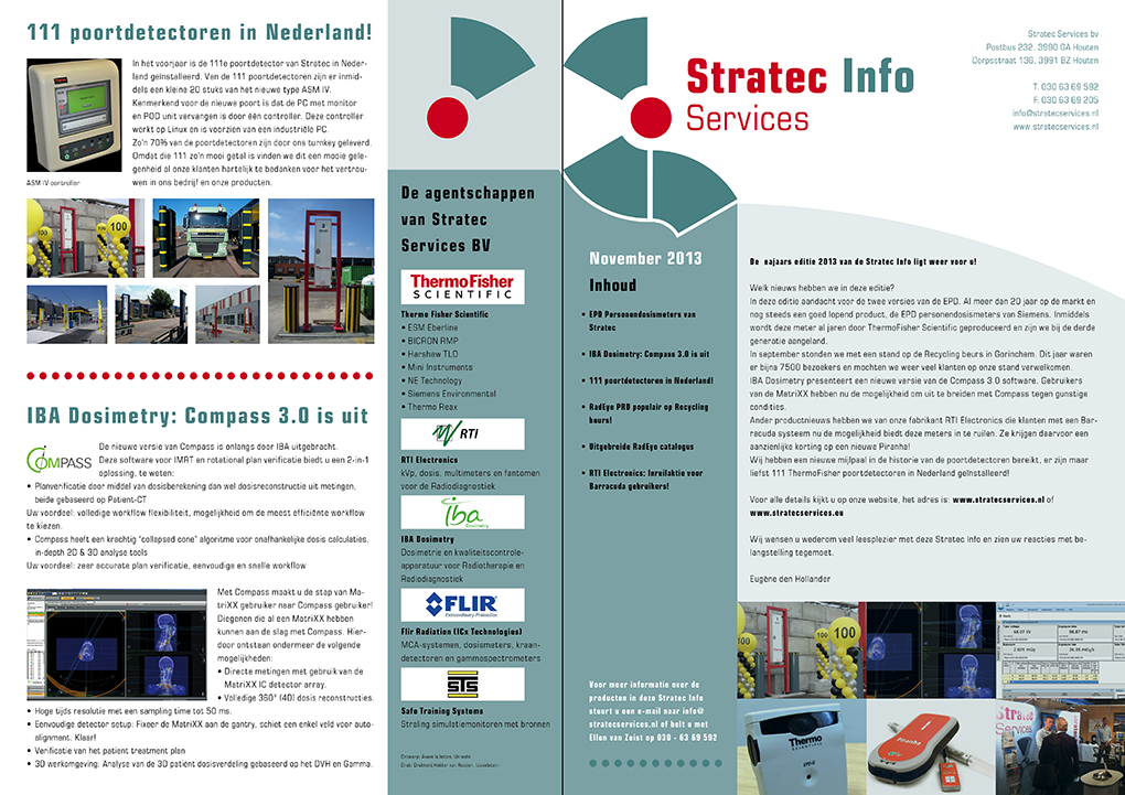 Stratec info
