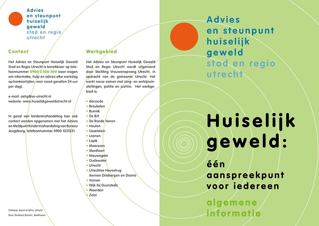 VieJa Utrecht / Advies en Steunpunt Huiselijk Geweld