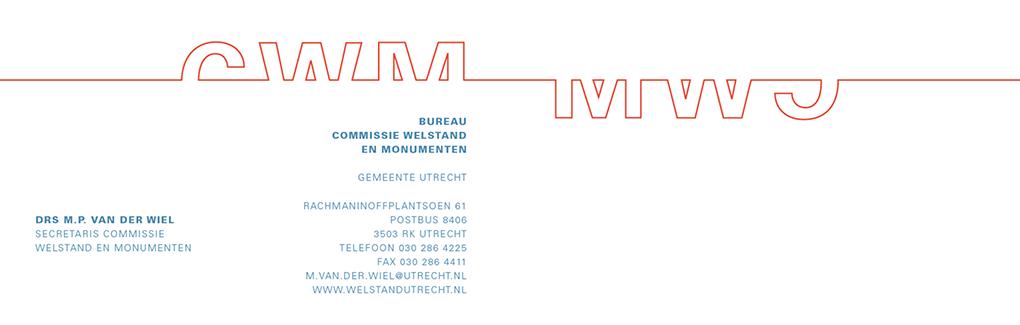 CMW visitekaartje