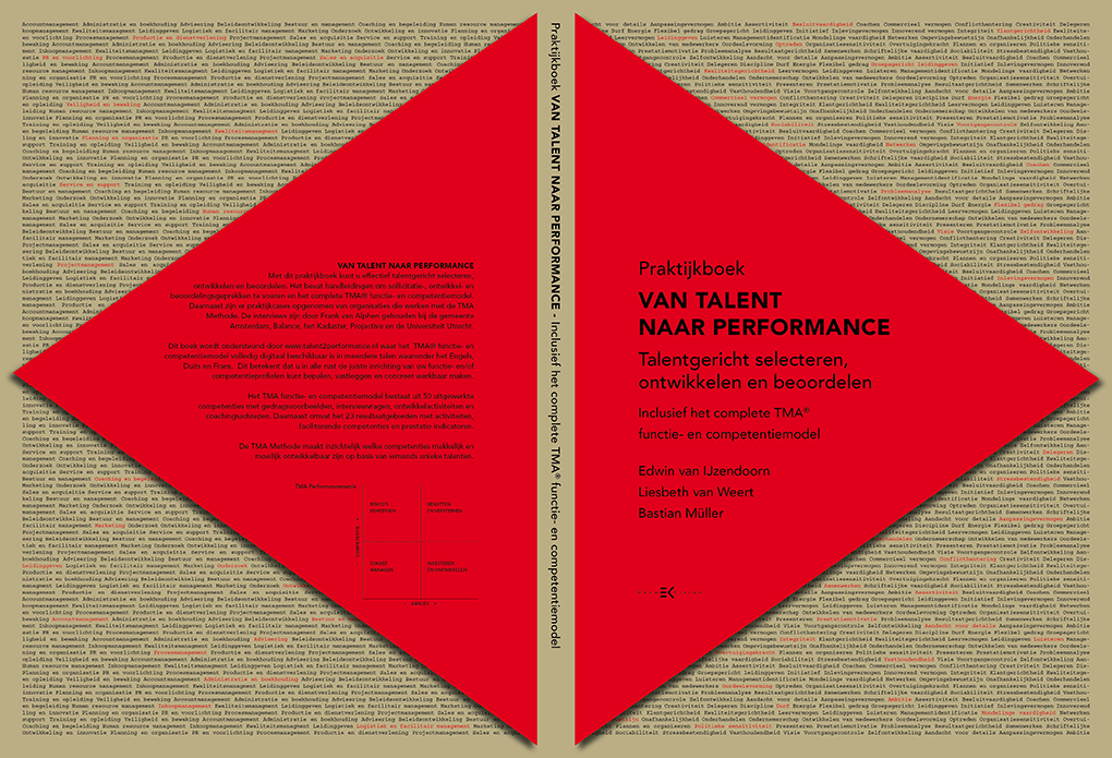 EHRM vision van talent naar performance