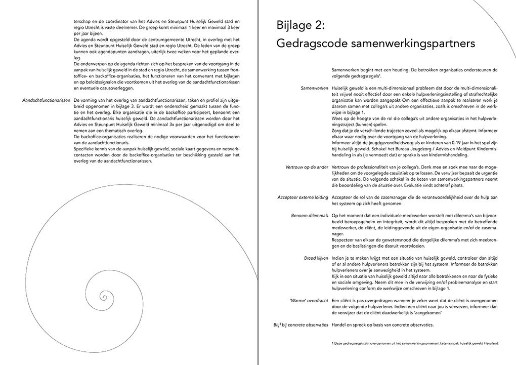 Gemeente Utrecht convenant