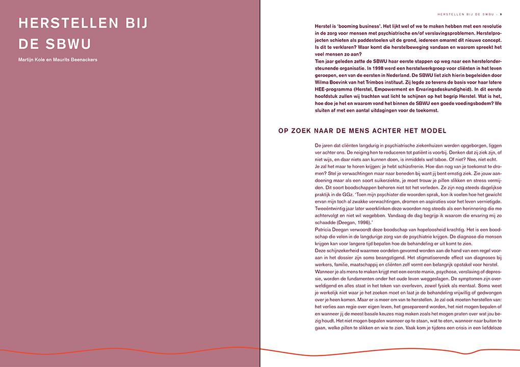 SBWU – Stichting Beschermende Woonvormen Utrecht