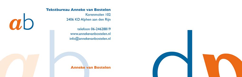 tekstbureau Anneke van Bostelen