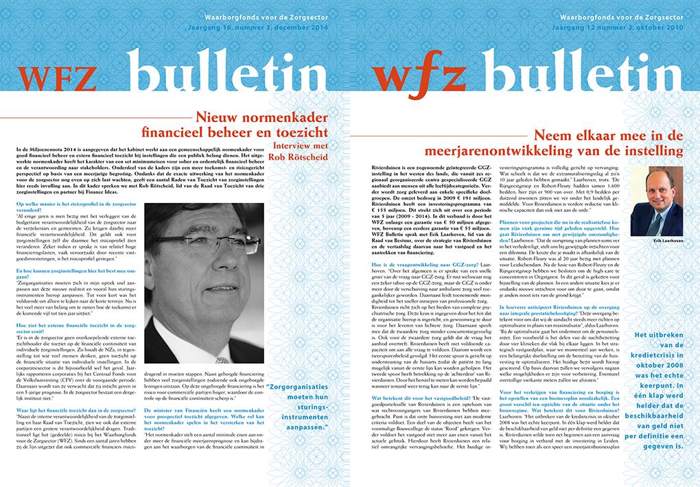 WfZ – Waarborgfonds voor de Zorgsector